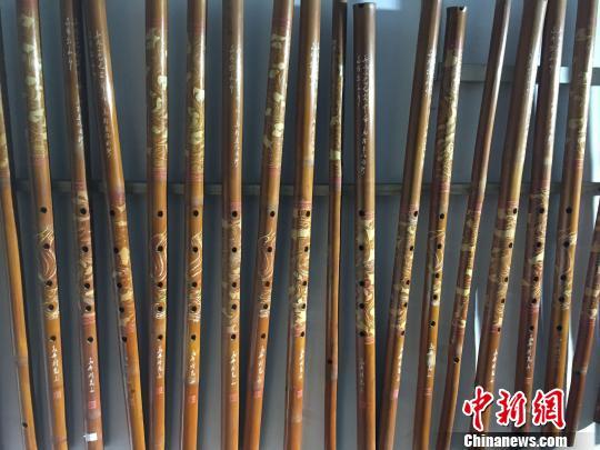中国非物质文化遗产玉屏箫笛:一箫一笛琴瑟和鸣