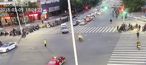 和时间赛跑!广西交警搭生命通道3名患者转危为安