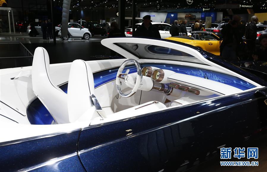 (国际)(3)走进第96届布鲁塞尔欧洲汽车展