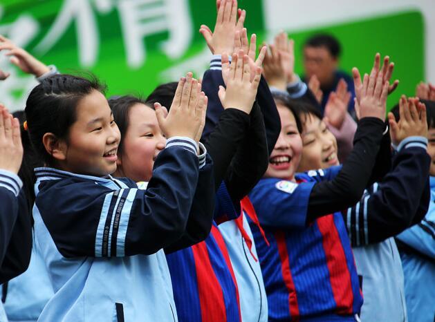 手机pt电子技巧市全民健身联共建活动进尾声 足球陆续进校园