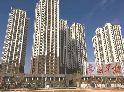 南宁:创新拆迁安置方式 农民住上电梯公寓(图)