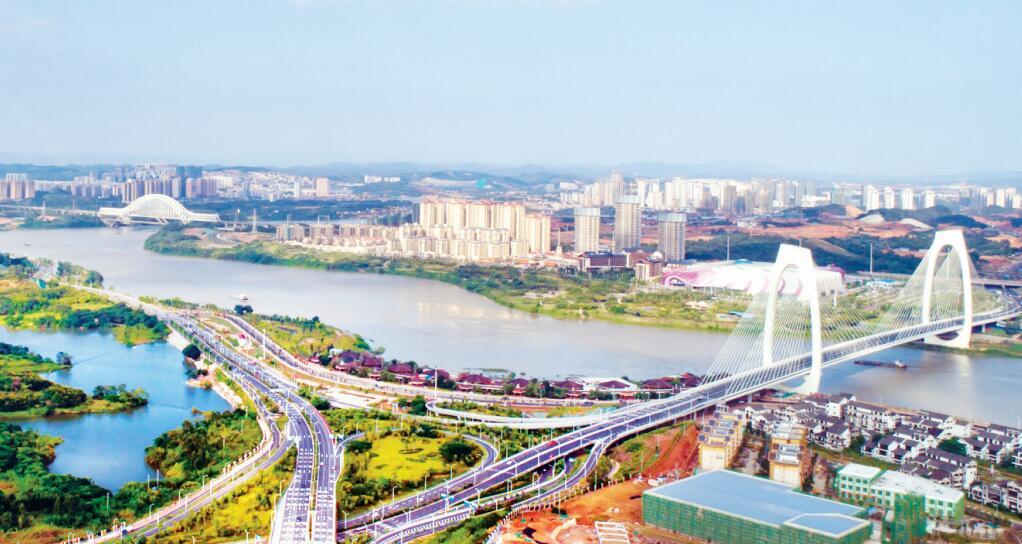 南宁市持续推进绿城品质升级