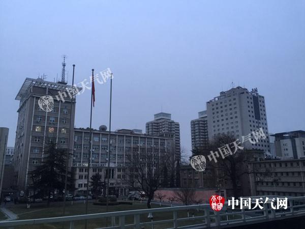 """明起进入""""四九"""" 北京本周持续偏暖仍无降雪"""