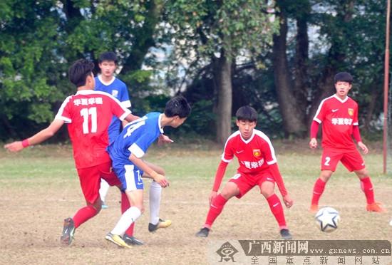 2018年全国青少年男子足球U17锦标赛收官