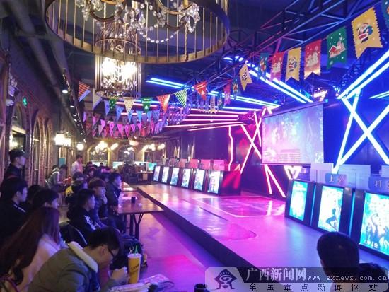 河池市首届电子竞技大赛总决赛在宜州举办