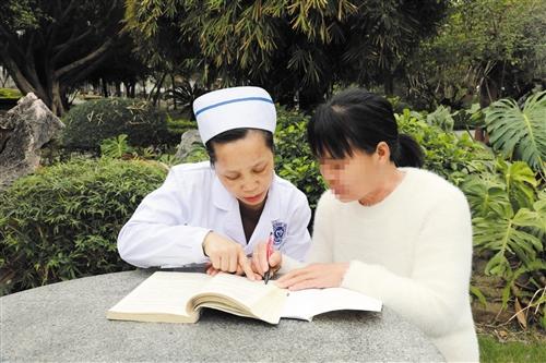"""南宁市第五人民医院范喜英入选1月""""中国好护士""""候选人名单"""