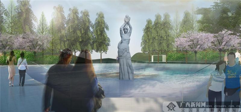 第十二届园博会展园提前看:大连园与珠海园(图)