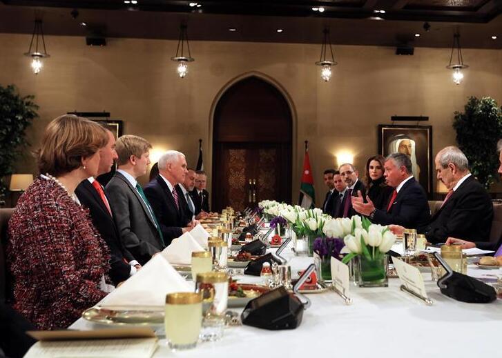 约旦希望美国尊重耶路撒冷历史地位