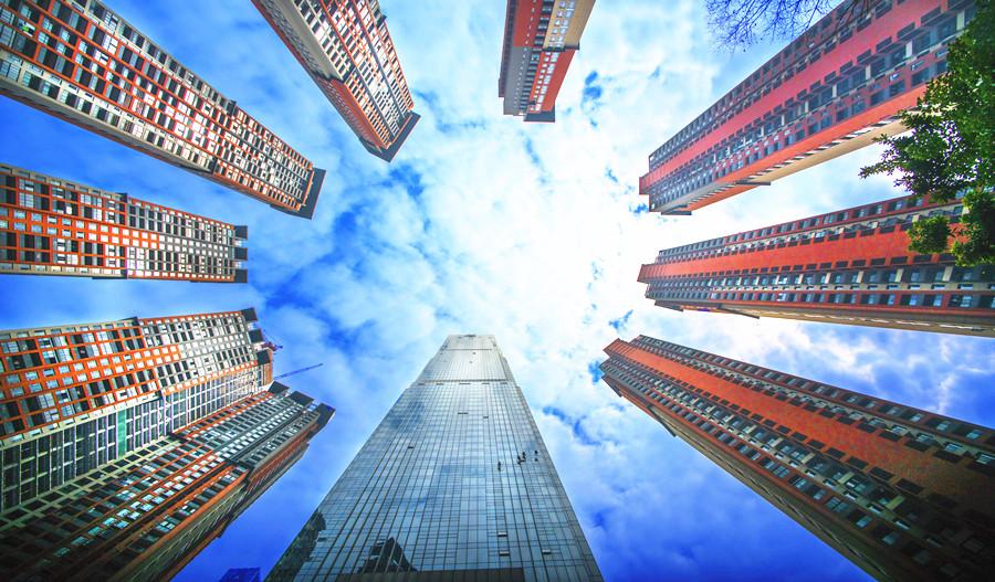 厉害了!2017年南宁建成摩天大楼数据位居世界第二