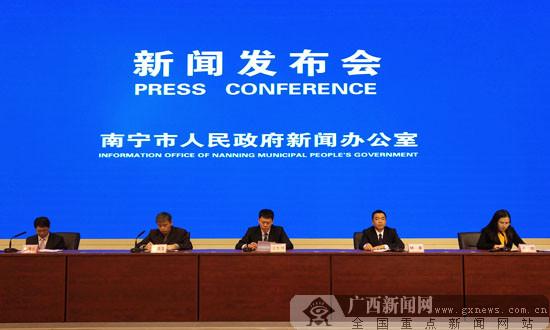 南宁市2017年工业总产值首次突破4000亿