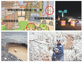 """1月28日焦点图:爆款""""青蛙消防图""""出自广西消防"""