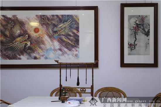 """""""中华未来之星""""书画艺术研究院广西分院落户南宁"""