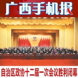 广西手机报1月31日
