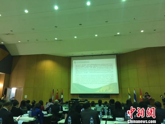 第三届澜-湄青创赛闭幕中国高校获最有创意团队奖