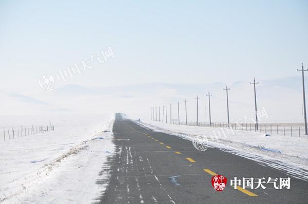 春运来临明后天内蒙古遭严寒天 海拉尔最低温低至-35℃