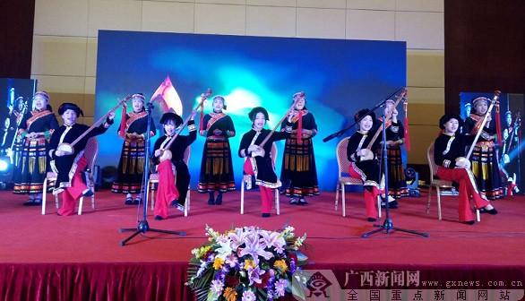 南宁河池商会召开2018新春团拜会