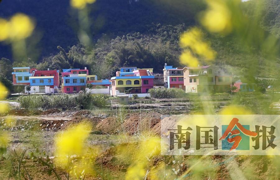 柳城大埔镇鸦鹊屯:高山下的童话村庄