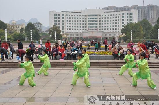 贺州市开展市直老体协2018年元旦春节系列比赛