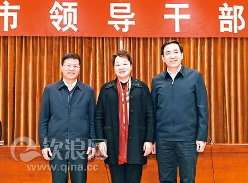 钦州召开领导干部会议 谭丕创提名为钦州市市长候选人
