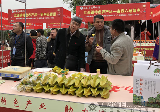 南宁市江南区:脱贫攻坚谋发展 扬美古镇展新貌