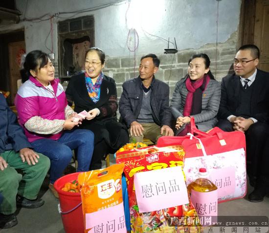 """广西实现农村贫困妇女""""两癌""""患者救助全覆盖"""
