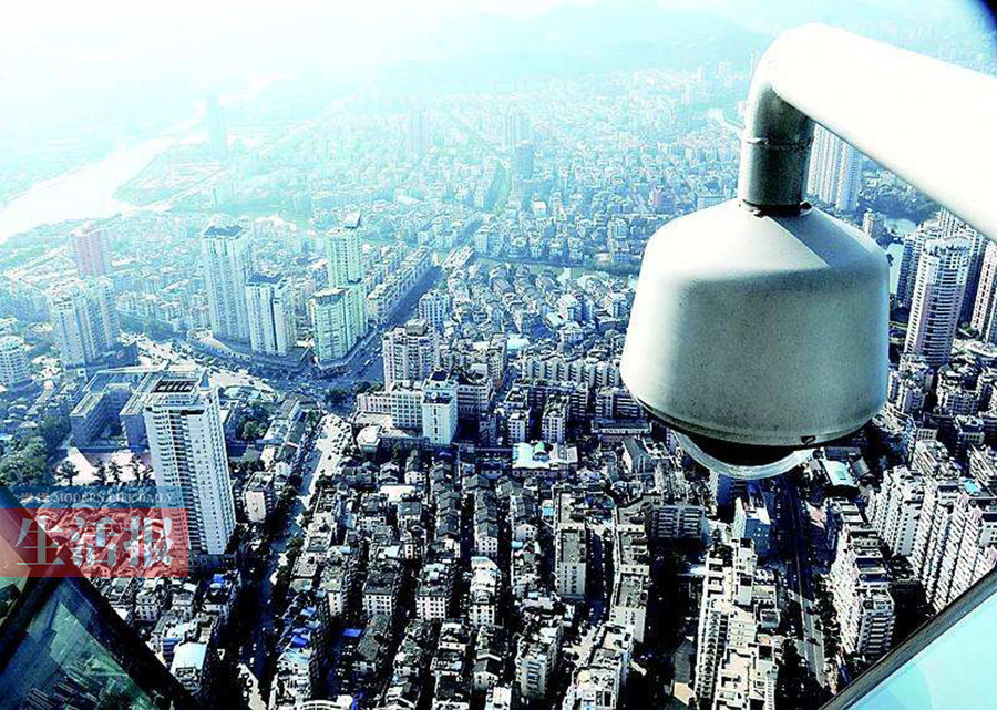 南宁交警启用142处高空监控视频为春运护航(图)