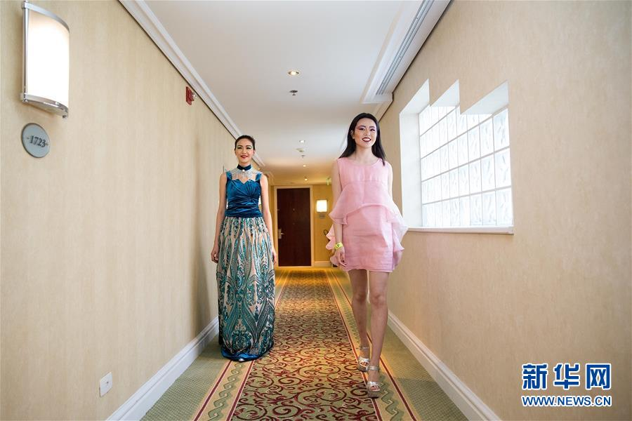 (国际)(6)中国环球小姐的桑巴之旅