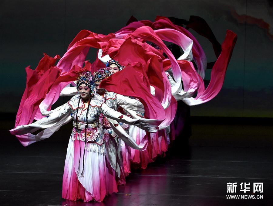 """(文化)(1)""""我爱北京――市民新春联欢会""""在国家大剧院举行"""