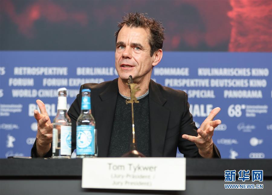 (国际)(4)第68届柏林国际电影节主竞赛单元评审团成员亮相