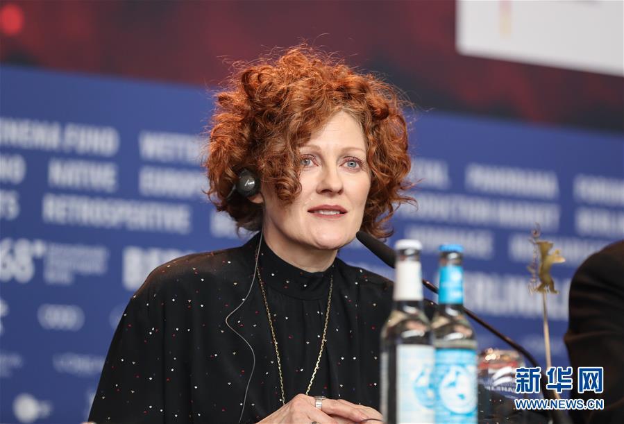 (国际)(3)第68届柏林国际电影节主竞赛单元评审团成员亮相