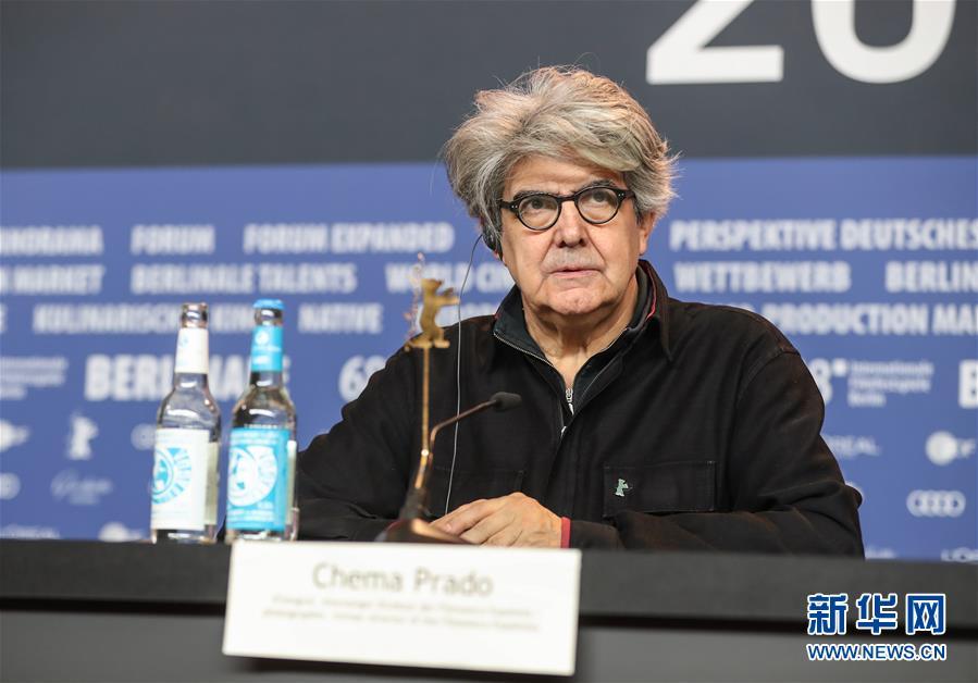 (国际)(1)第68届柏林国际电影节主竞赛单元评审团成员亮相