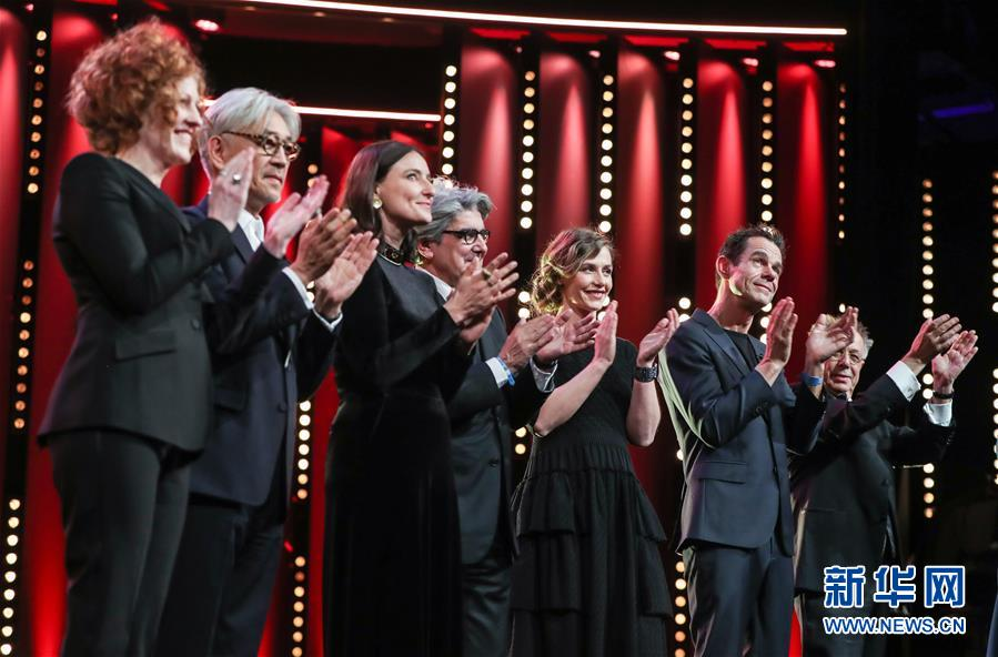 (国际)(3)第68届柏林电影节开幕