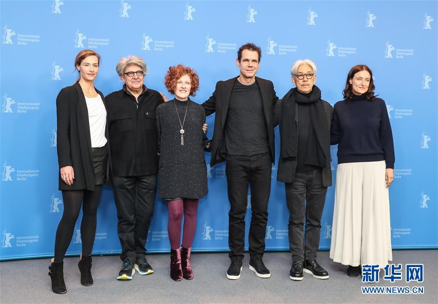 (国际)(6)第68届柏林国际电影节主竞赛单元评审团成员亮相