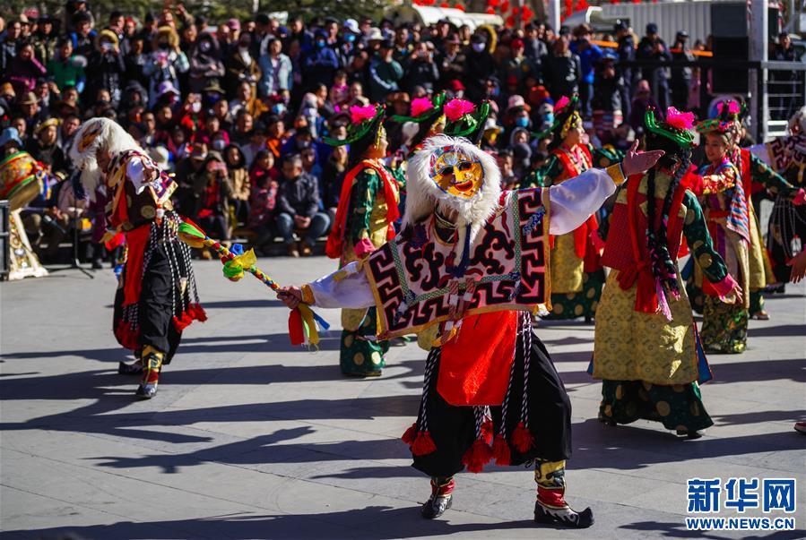 幸运飞艇几点关盘?:西藏各族干部群众共庆春节、藏历新年