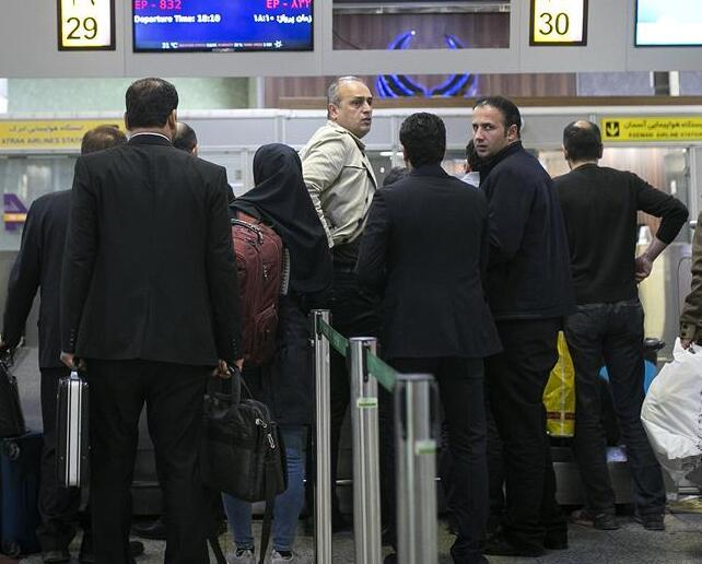 伊朗一架客机坠毁66人死亡