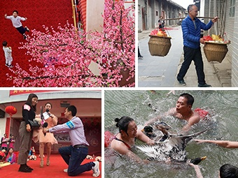 22日焦点:广西各地迎春节返程客流高峰