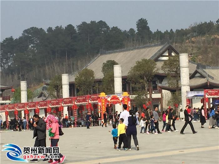 贺州:澳门全讯百家乐,春节期间接待游客76.3万人次