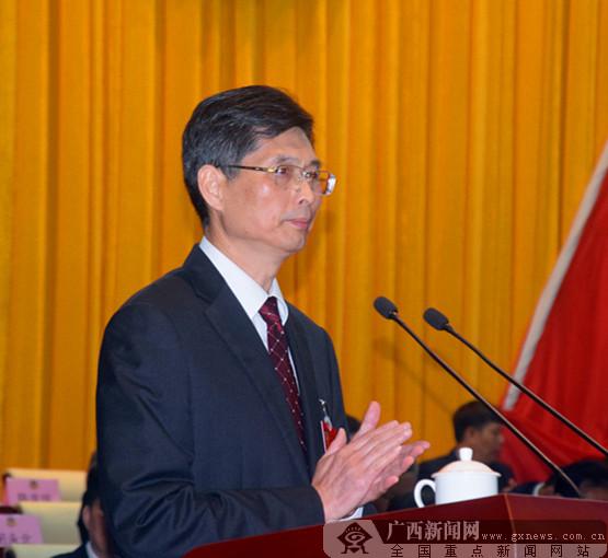 政协六届防城港市委员会三次会议隆重召开