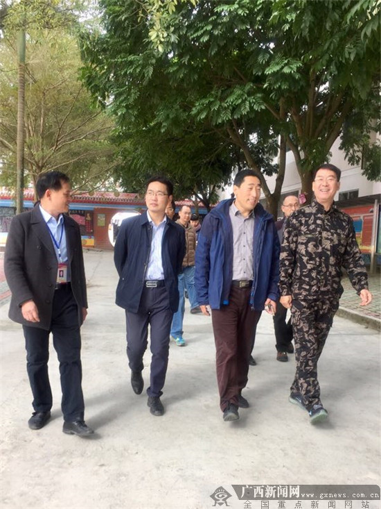 爱心企业资助隆安县教育扶贫项目签约仪式举行