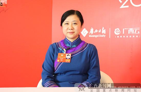 韦震玲:建立社会保障机制 推动国民素质教育开展
