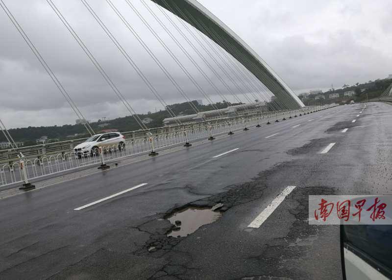 南宁三座大桥陆续封闭施工 天气好或可提前完工