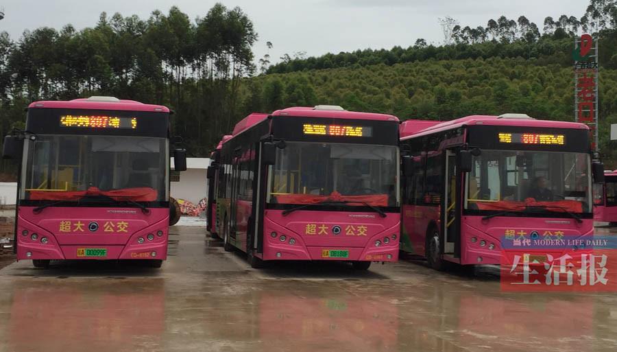 南宁3月8日开通807路公交线路 衔接地铁1号线(图)