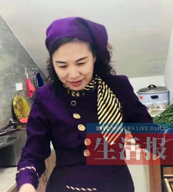 退休后离家来南宁创业 54岁的她做的小吃火了(图)