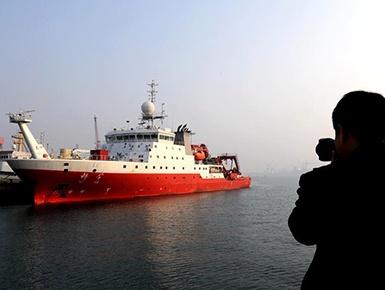 我国对西太平洋麦哲伦浅水海山进行多学科综合调查