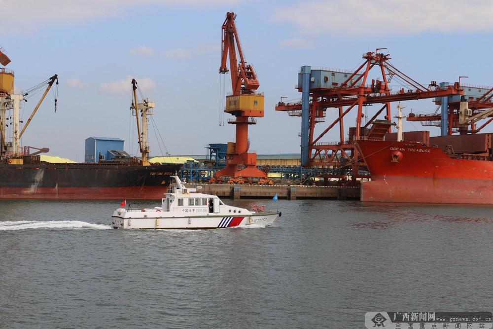 广西海事部门春运期间护航685万旅客水上平安出行