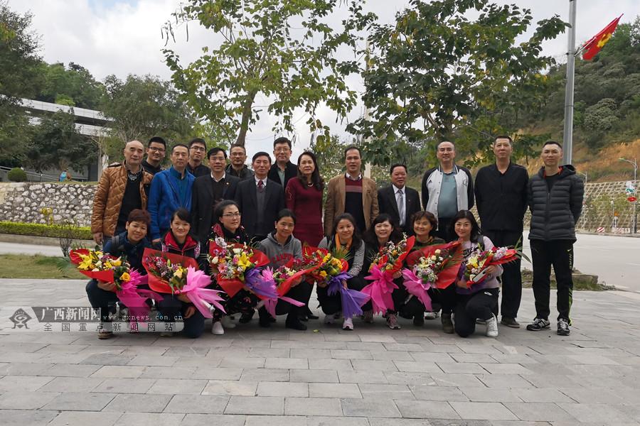南宁市受邀赴越南谅山参加气排球友谊赛交流活动
