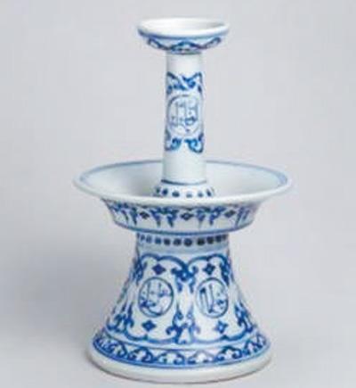 透物见史:明代青花瓷为何有阿拉伯文与波斯文装饰