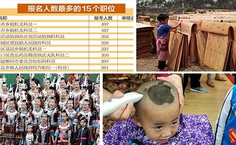"""19日焦点图:广西""""区考""""报名3月19日截止"""