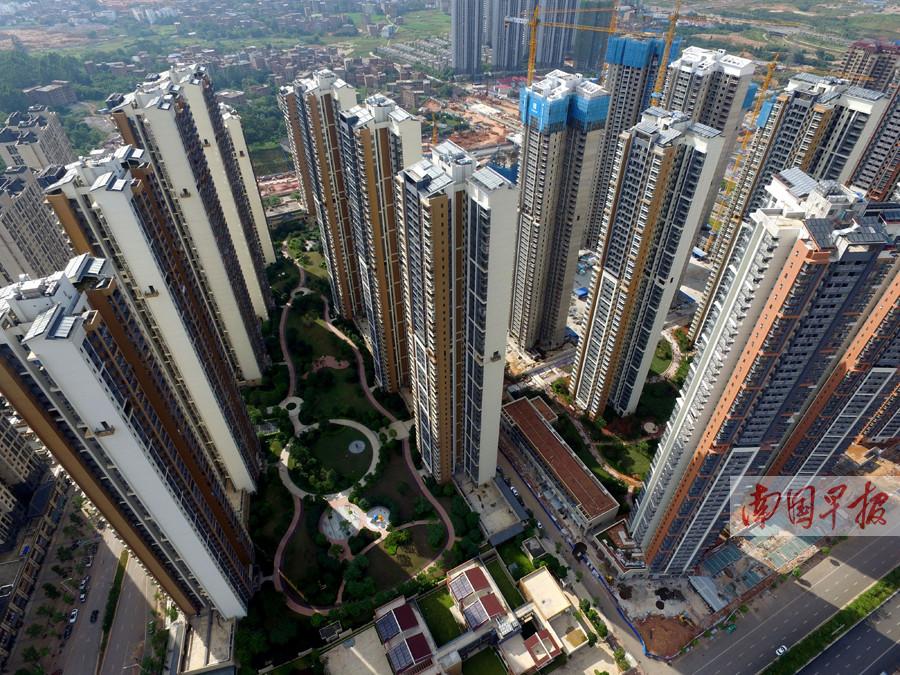 南宁市房产市场揭秘 不少楼盘为啥只卖精装房(图)