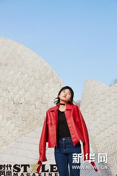 福彩专家预测推荐:张子枫:看十七岁少女的缤纷世界